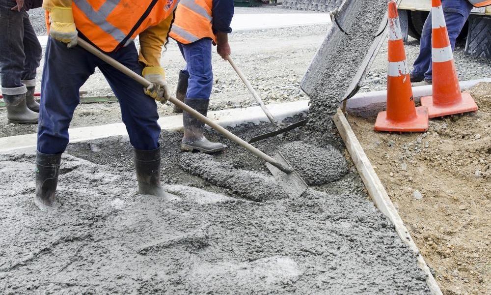 приемки бетона